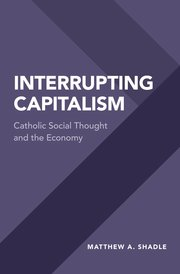 Cover for   Interrupting Capitalism