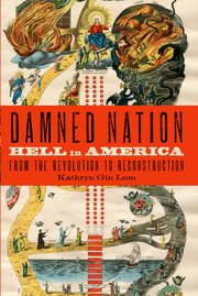 Cover for   Damned Nation