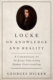 Cover for   Locke on Knowledge and Reality
