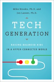 Cover for   Tech Generation