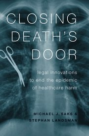 Cover for   Closing Deaths Door