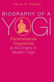 Cover for   Biography of a Yogi