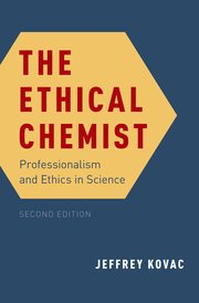 Cover for   The Ethical Chemist