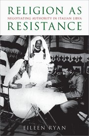 Cover for   Religion as Resistance