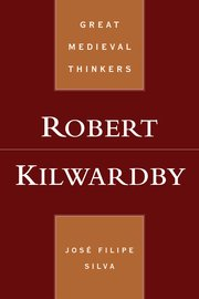 Cover for   Robert Kilwardby