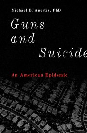 Cover for   Guns and Suicide