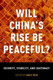 Cover for   Will Chinas Rise Be Peaceful?