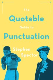 Cover for   The Quotable Guide to Punctuation