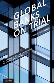 Cover for   Global Banks on Trial