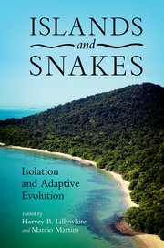 Cover for   Islands and Snakes