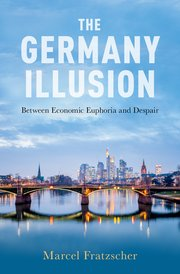 Cover for   The Germany Illusion