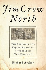 Cover for   Jim Crow North
