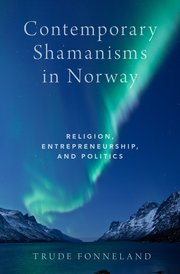 Cover for   Contemporary Shamanisms in Norway