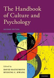 Cover for   The Handbook of Culture and Psychology