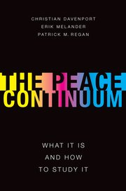 Cover for   The Peace Continuum
