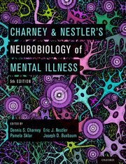 Cover for   Charney & Nestlers Neurobiology of Mental Illness