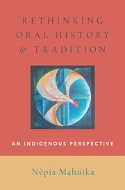 Cover for   Rethinking Oral History and Tradition