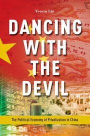 Cover for   Dancing with the Devil