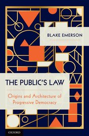 Cover for   The Publics Law
