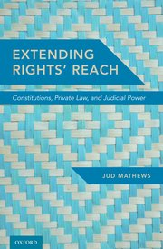 Cover for   Extending Rights Reach