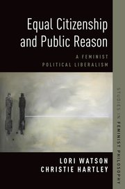 Cover for   Equal Citizenship and Public Reason