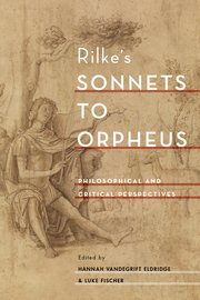 Cover for   Rilkes Sonnets to Orpheus