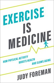 Cover for   Exercise is Medicine