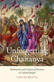 Unforgetting Chaitanya