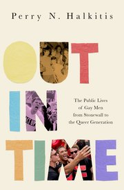 Cover for   Out in Time