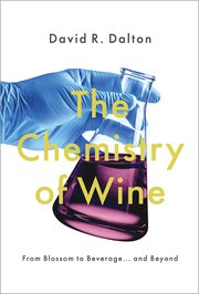 Cover for   The Chemistry of Wine