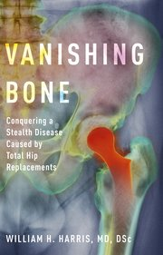 Cover for   Vanishing Bone