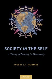 Cover for   Society in the Self