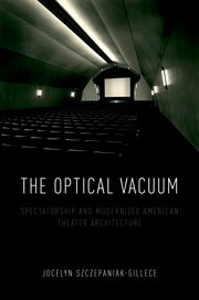 Cover for   The Optical Vacuum