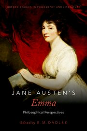Cover for   Jane Austens Emma