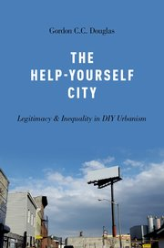Cover for   The Help-Yourself City