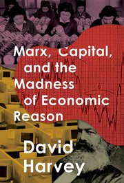 Cover for   Marx, Capital, and the Madness of Economic Reason