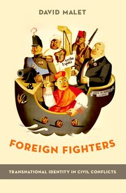 Cover for   Foreign Fighters