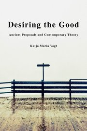 Cover for   Desiring the Good