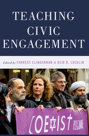 Cover for   Teaching Civic Engagement
