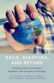 Cover for   Exile, Diaspora, and Return
