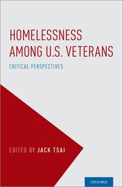 Cover for   Homelessness Among U.S. Veterans