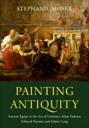 Cover for   Painting Antiquity