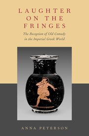 Cover for   Laughter on the Fringes