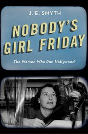 Cover for   Nobodys Girl Friday