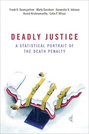Cover for   Deadly Justice