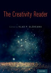 Cover for   The Creativity Reader