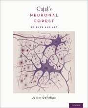 Cover for   Cajals Neuronal Forest