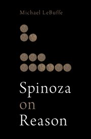 Cover for   Spinoza on Reason