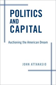 Cover for   Politics and Capital