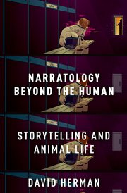 Cover for   Narratology beyond the Human